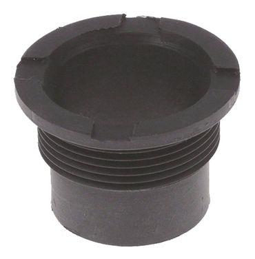 """Ablaufventil 1½"""" Innen 39mm Länge 40mm Schlauchanschluss 41mm"""
