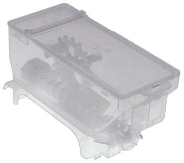 Cookmax Behälter für Instanteinheit mit Schnecke