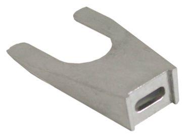 Halter für Siebträger Breite 45mm Höhe 17mm Länge 66mm