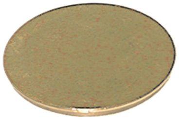 Alpeninox Brennerdeckel für Gasherd Brennertyp C ø 75mm