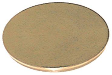Alpeninox Brennerdeckel für Gasherd Brennertyp D ø 80mm