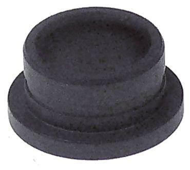 Buchse für Wascharm für Spülmaschine ø 16mm