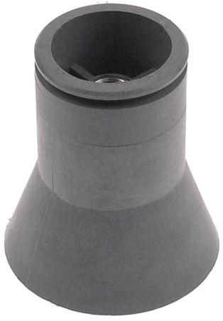 ATA Säule für Spülmaschine AL40, AL45, AL40PS ø 50mm EP unten
