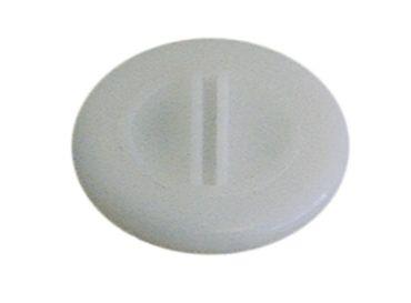 Elettrobar Endkappe für Wascharm ø 22mm EP rechts