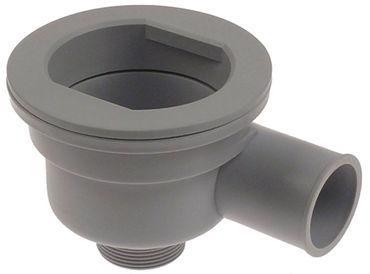 """Ansaug-/Ablaufkörper für Spülmaschine Comenda LC700, LC900 1½"""""""