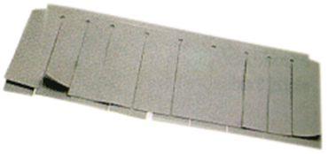 Comenda Vorhang für ACR, ACR145, ACR205 Breite 620mm Höhe 250mm
