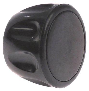 RGV Griff für Aufschnittmaschine 300SCEP ø 66mm schwarz M10 66mm