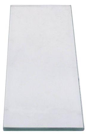 ITALFORNI Glasscheibe für Pizzaofen TK-2B Breite 120mm