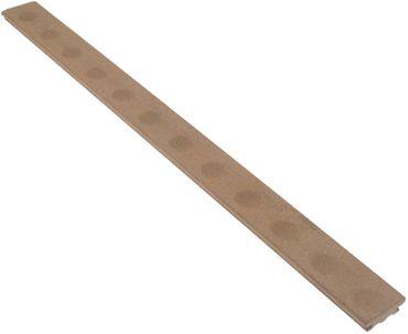 Schamottstein Breite 49mm Höhe 15mm Länge 590mm