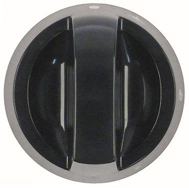Giorik Knebel für Gashahn Achsabflachung oben Achse ø 8x6,5mm