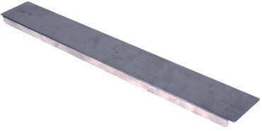 Cookmax Steg für 125102 für GN-Behälter CNS Höhe 15mm L1 525mm