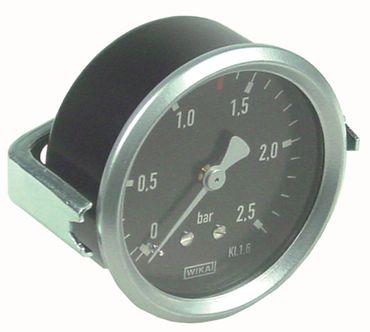 Electrolux Manometer für Kochkessel 599062, 599063 '0 bis 2,5bar