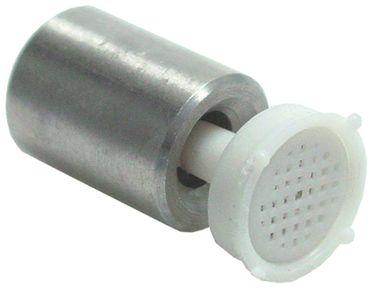 Behälterfilter mit Beschwerer Schlauchdurchmesser 4x6mm CNS