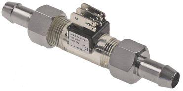 Durchflusssensor Eingang 10mm Ausgang ø 10mm Länge 110mm