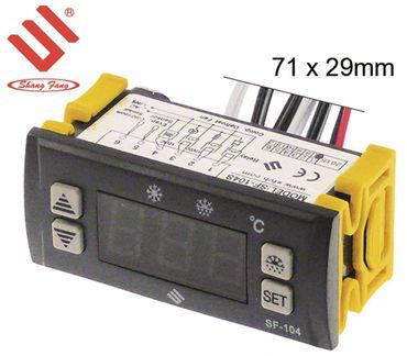 SHANGFANG SF-104S Elektronikregler Ja Anzeige 3-stellig NTC NTC 3