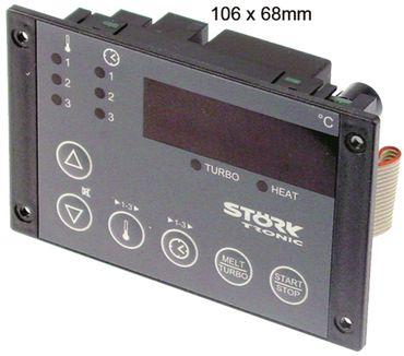 STÖRK-TRONIC ST501-QE1TA.09 Elektronikregler Nein DI CO-10A(1,5)
