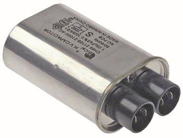 Horeca-Select HV-Kondensator CH85-21105 für Mikrowelle 50/60Hz