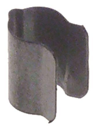 GIGA Kapillarrohrklemme für CF1E4, TF1E, CF2E6 für Rohr 6mm