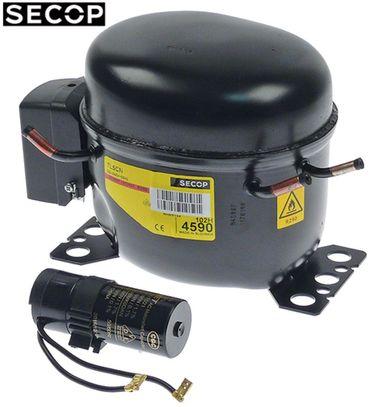Kompressor TL5CN 50Hz Höhe 173mm Kältemittel R290 162W CSIR