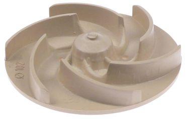Angelo-Po Laufrad für Spülmaschine Geschirr KD100PSD, KD85 M10L