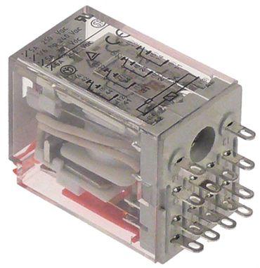 CARLO GAVAZZI RMI-A-4-5-024AC Leistungsrelais Anschluss F2 4CO 5A