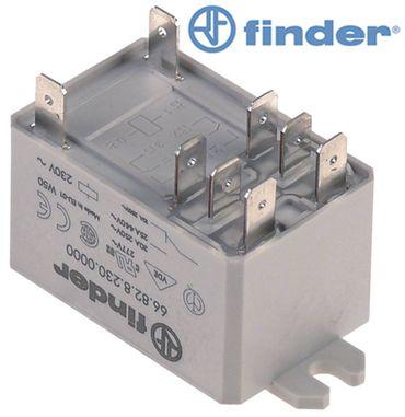FINDER 66.82.8.230.0000 Leistungsrelais für Lincat Anschluss F6,3