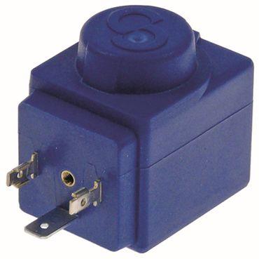 CASTEL HF2 Magnetspule Anschluss 43650A Aufnahme ø 11,5mm 11,5mm