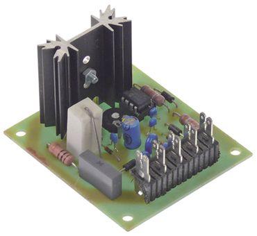 Aristarco Platine für Spülmaschine für Ablaufpumpe Breite 61mm