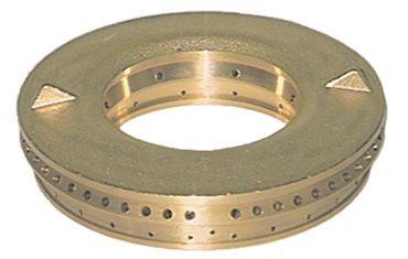 Modular Brennerdeckel für 70/110CFGE, 70/70CFGE mit Mittelloch