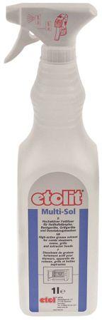 Fettlöser etolit für Grillgeräte 1.000 ml Set