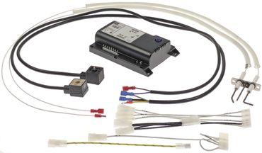 Gasfeuerungsautomat Kit SIT Typ 571DBC Elektroden 2 Wartezeit 1,5s Sicherheitszeit 5s