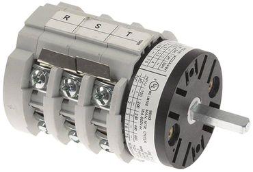 BREMAS CA0167085V Drehschalter für OEM S-99-3, S-66-2, R-99-1 6