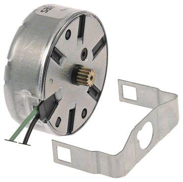 Motor-Kit Ritzel ø 6,8mm Zähne 15 230V Spannung AC 50/60Hz Drehrichtung gegen den Uhrzeigersinn