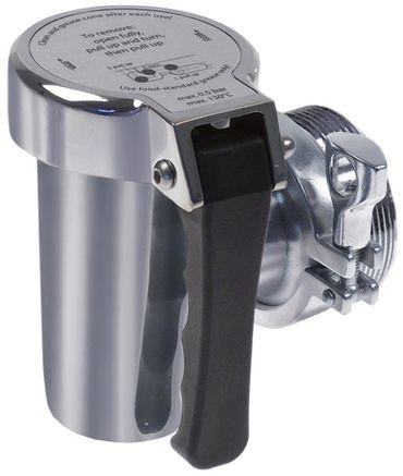 Electrolux Entleerhahn für 294065, 294061, 294049 88mm 52mm