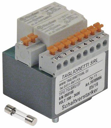 Anliker Schaltverstärker TG-BRU-07 für GSM-FIVE-STAR