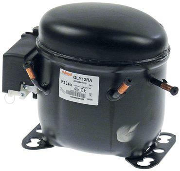 Kompressor vollhermetisch 50Hz Kältemittel R134a 796W 661W 339W