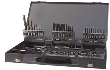 Handgewindebohrersatz HSS 44-teilig M3/M4/M5/M6/M8/M10/M12