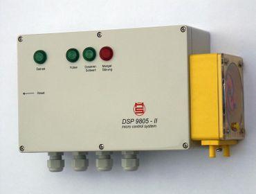 SAIER DSP 9805-II Dosierschlauchpumpe für Saier für Reiniger