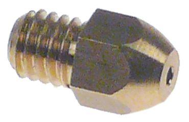 Gasdüse Länge 12mm