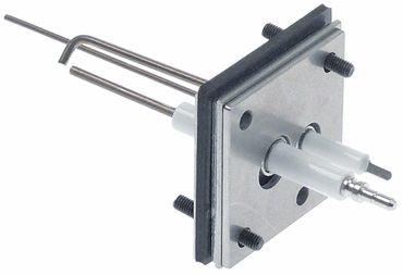 Angelo Po Zündelektrode 9mm 7mm Flanschbreite 55mm Flansch 55mm