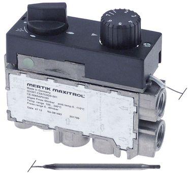 MERTIK Gasthermostat für MKN Fühler 4x68mm 100-340°C M10x1