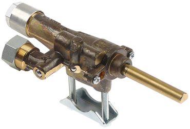 COPRECI CAL-24200 Gashahn für Falcon Achsabflachung unten 48/14mm
