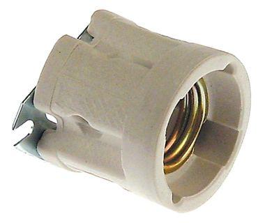 Fage Lampenfassung ø 52mm E27