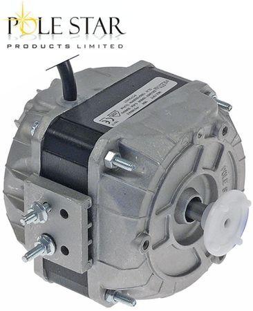 POLE STAR YZ16-25 Lüftermotor Breite 84mm 1300/1550U/min 50/60Hz