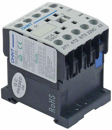 CHINT NC6-0901 Leistungsschütz für Nikrom Schraubanschluss 20A