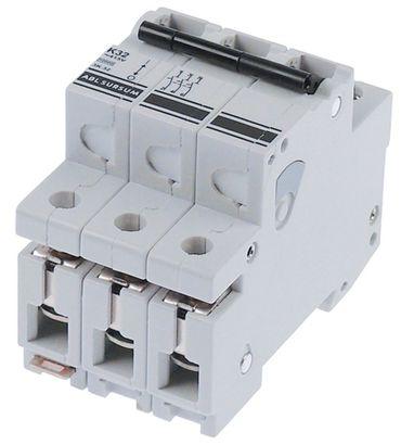 ABL SURSUM Leitungsschutzschalter für Comenda 3-polig K 400V 32A