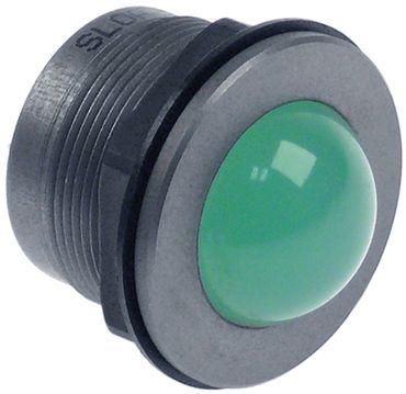 Ambach Signallampe Anschluss Flachstecker 2,8mm LED Einbau 25mm