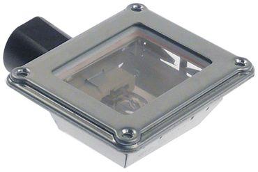 Backofenlampe Anschluss Flachstecker 6,3mm komplett G9 25W 230V