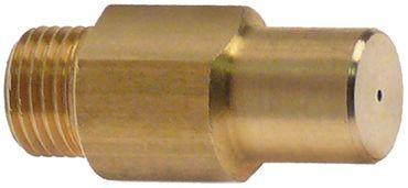 Ambach Gasdüse Bohrung 0,65mm M10x1 SW 11