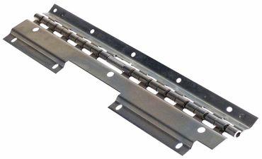 ACP Scharnier für UCA1400, DS1400E 67mm 76mm Breite 72mm verzinkt